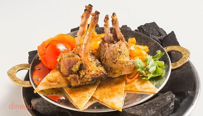 Oudh 1590 kalighat south kolkata kolkata discovery for Awadhi cuisine kolkata