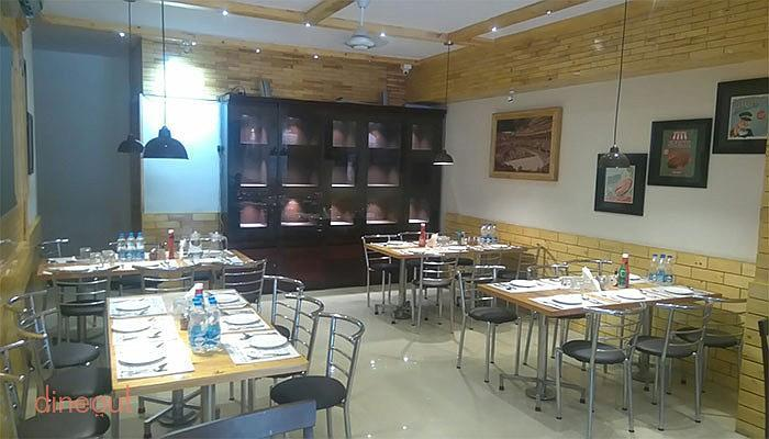 Top 10 italian restaurants in koramangala south bangalore for Assamese cuisine in bangalore