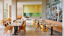 Spring - Radisson Blu Hotel Dwarka restaurant