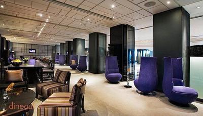 The Lounge - Hyatt Regency