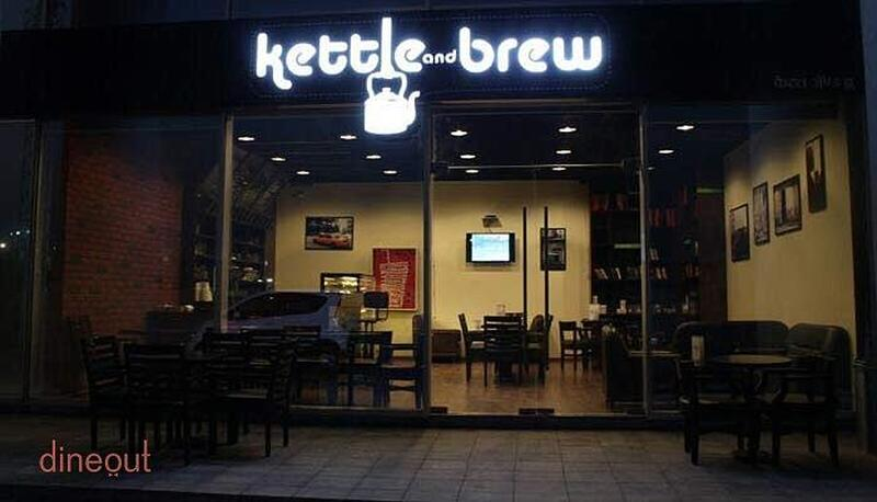 Kettle And Brew Kharadi
