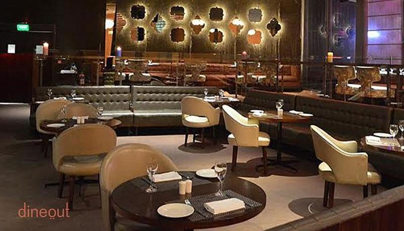 Zerruco Kitchen And Bar - The Ashok Chanakyapuri