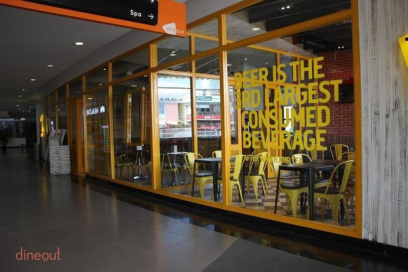 The Beer Cafe Hadapsar
