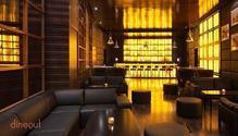 Zeppelin - Radisson Blu Hotel Dwarka restaurant