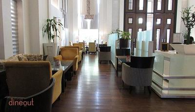 New Town Lounge - Park Plaza Noida