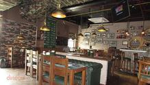 Bunker restaurant