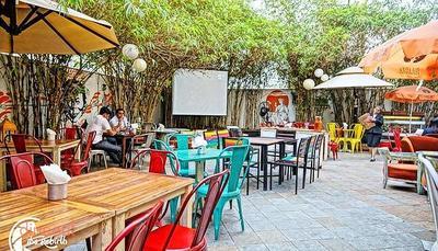 Raasta Cafe - Shantai Hotel