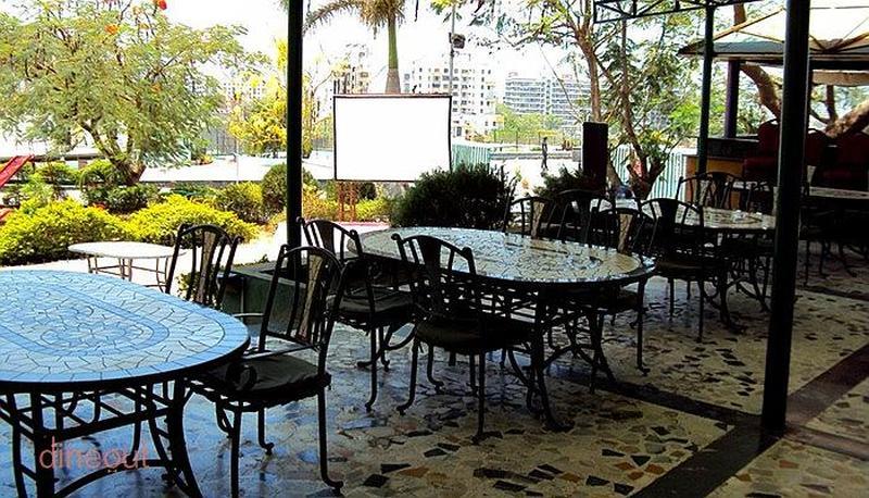 Grand View Restaurant Baner