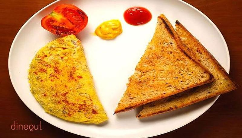 The Breakfast Club Sushant Lok Phase 1