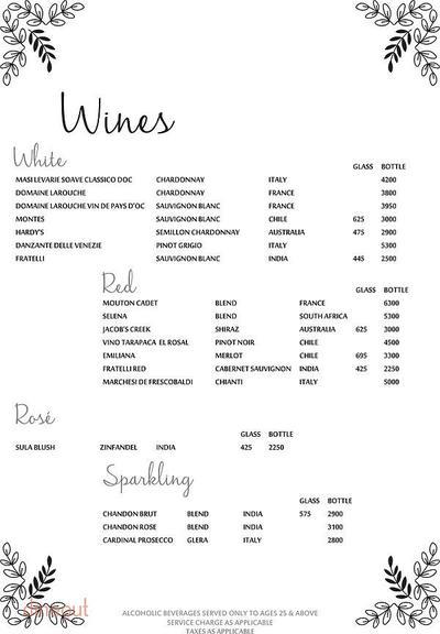 Pamphilos Kitchen & Bar Menu 9