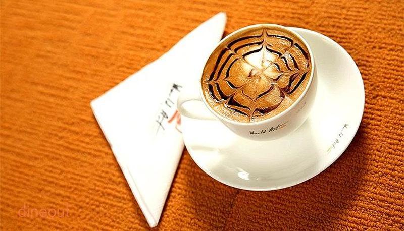World Art Cafe Udyog Vihar