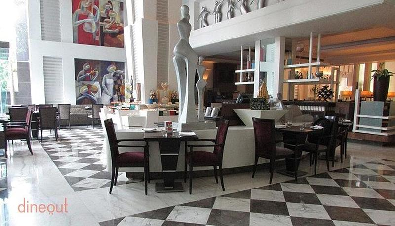 New Town Cafe - Park Plaza Noida Sector 55