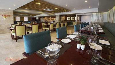 Capers - Golden Tulip Vasundhara Hotel & Suites