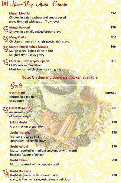 Herb n Spice Menu 10