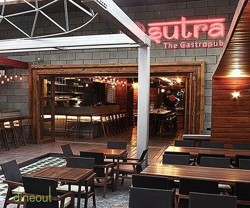 Sutra - The Gastropub DLF Cyber City