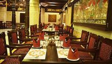 Ananda restaurant