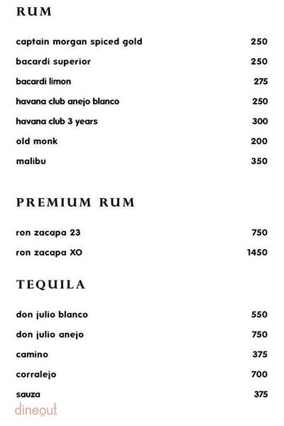 blueFROG Menu 8