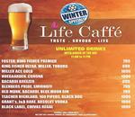 Life Caffe Menu