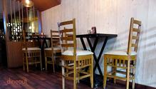 Cafe Barcode restaurant