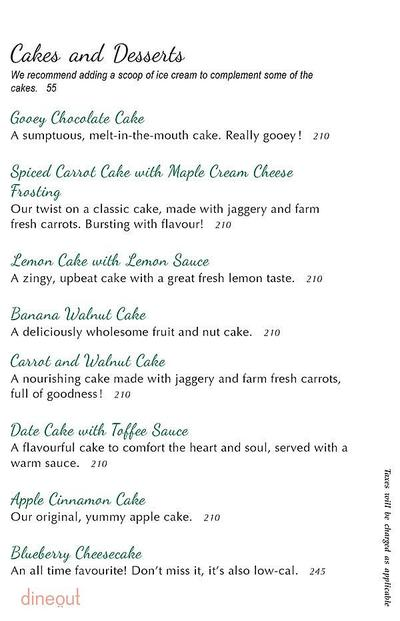 Cafe Turtle Menu 6