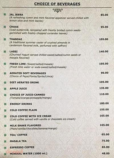 Surang Coffee Shop Menu 12