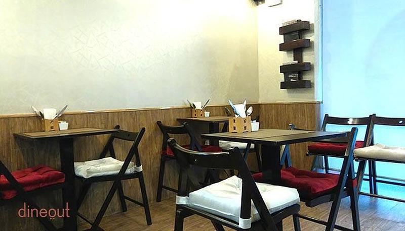 Red Brick Cafe Karol Bagh