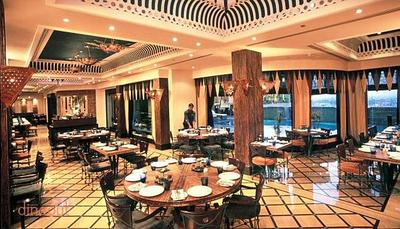 The Great Kabab Factory - Park Plaza Noida