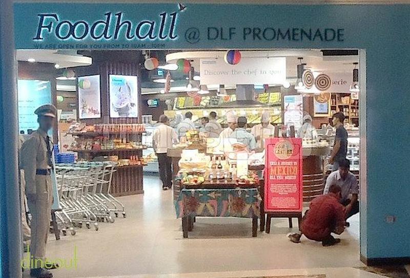 Foodhall Vasant Kunj