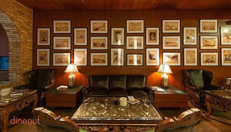 Dramz Whiskey Bar & Lounge Mehrauli