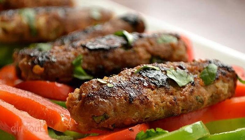 The Great Kabab Factory Saket