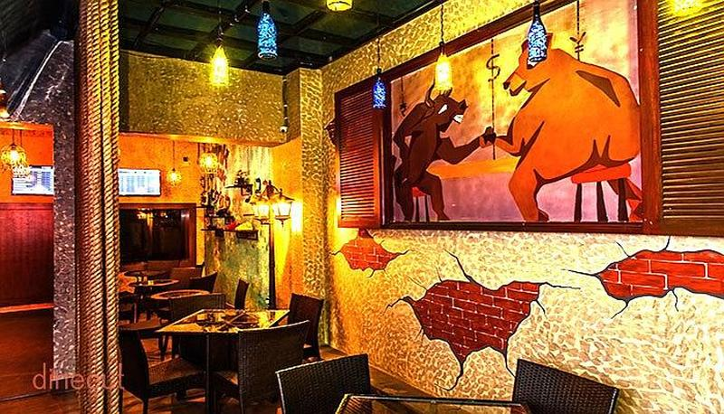 Cafe Dalal Street Connaught Place