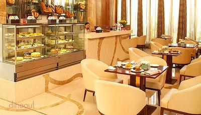 French Heart - The Pastry Lounge - Crowne Plaza Today New Delhi Okhla