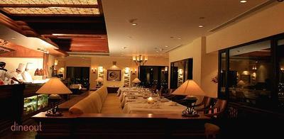 The Grill Room - The LaLit New Delhi
