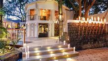 Sevilla - The Claridges restaurant