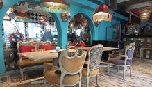 The Dirty Martini restaurant