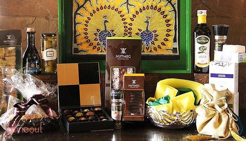 The Gourmet Shop - ITC Maurya Chanakyapuri