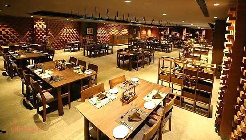 Brick Kitchen Restaurant In Ahmedabad