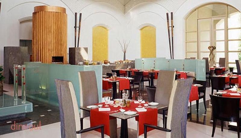 Cilantro - Trident Hotel Udyog Vihar