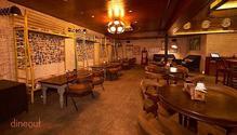 Tourist Janpath restaurant