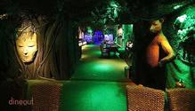 Jungle Jamboree restaurant