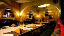 Saffron Mantra restaurant