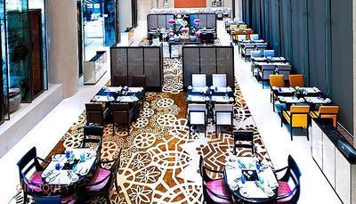 Delhi Pavilion - Sheraton New Delhi Hotel