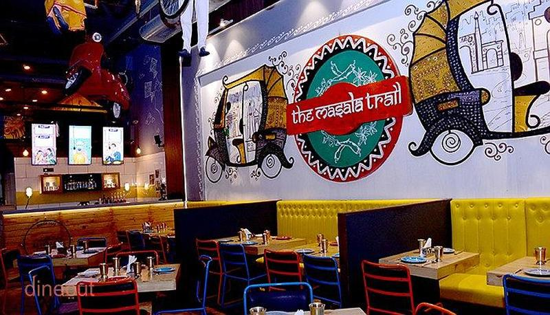 The Masala Trail by Osama Jalali Connaught Place