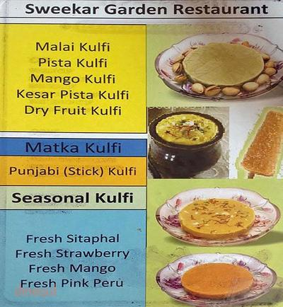 Sweekar Menu 6