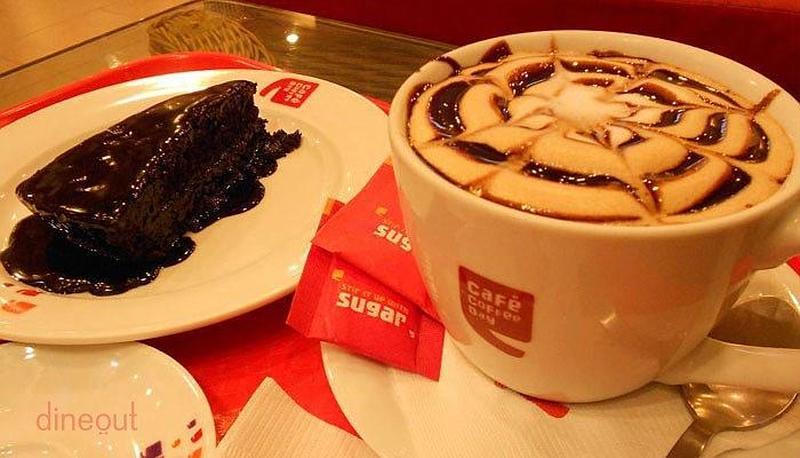 Cafe Coffee Day Mumbai Pune Highway