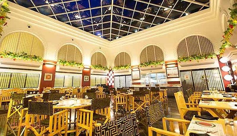 Oriental Connexions - The E-Square Hotel Shivaji Nagar