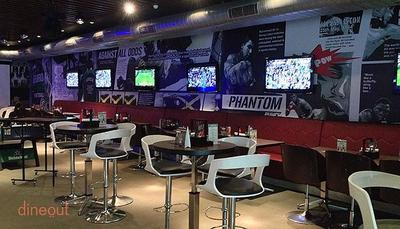 Underdoggs Sports Bar & Grill - Vasant Kunj