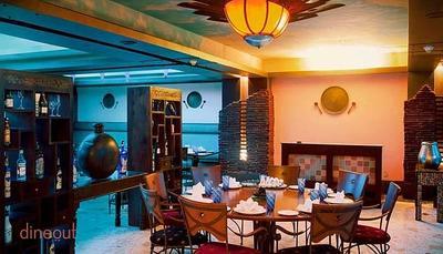 The Great Kabab Factory - Radisson Blu Hotel Pune