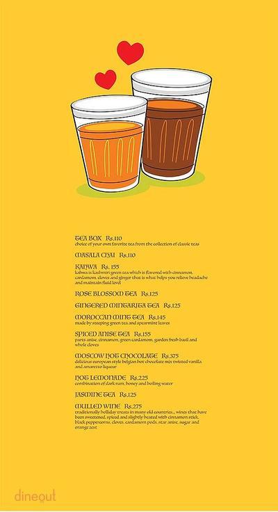 Cafe Delhi Heights Menu 22