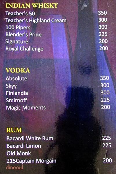 RPM - Zanzi Bar Menu 9